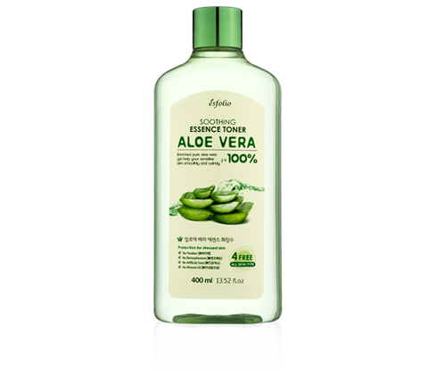 Esfolio Aloe Vera Soothing Essence Toner | Blue Scandal