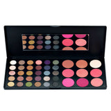 BH Cosmetics Special Occasion - 39 Color Eyeshadow & Blush Palette | Blue Scandal