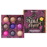 BH Cosmetics Wild at Heart Baked Eyeshadow Palette | Blue Scandal