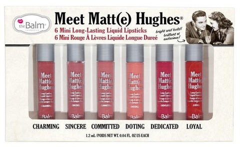 Meet Matte Hughes Mini Kit