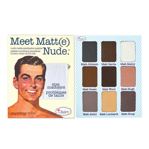 Meet Matt(e) Nude.