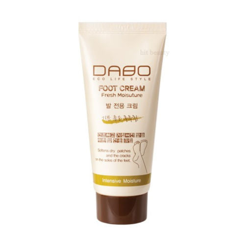 Dabo Dabo Eco Life Style Foot Cream - 100ml softly and moistly | Blue Scandal