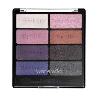 wet n wild Color Icon Eyeshadow Collection | Blue Scandal