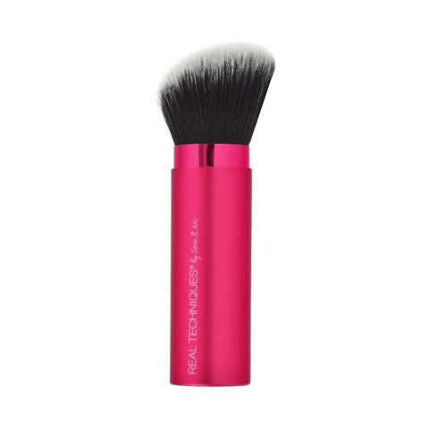 Real Techniques Retractable Kabuki Brush | Blue Scandal