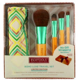 EcoTools Boho Luxe Travel Brush Set | Blue Scandal