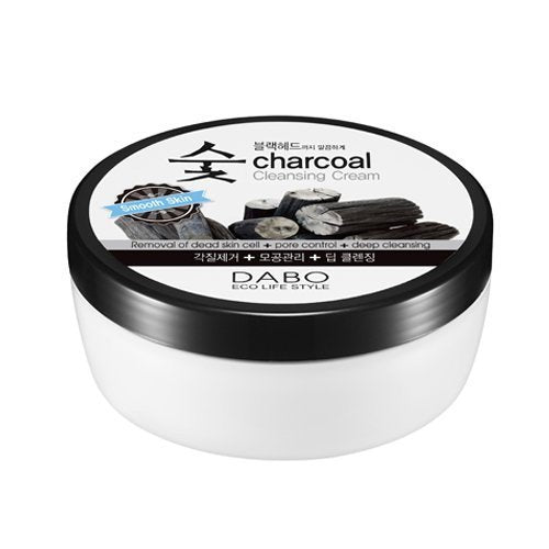 Dabo DABO Charcoal Cleansing Cream [Smooth Skin] | Blue Scandal