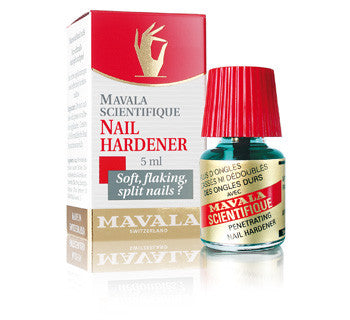 Mavala Scientifique Nail Hardener | Blue Scandal