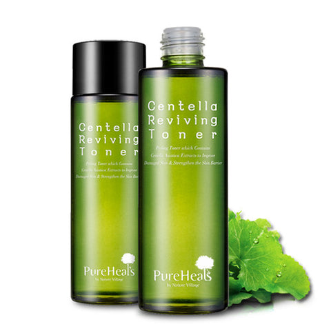 Pure Heals Centella Reviving Toner | Blue Scandal