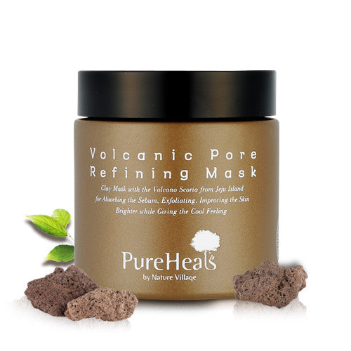 Pure Heals Volcanic Pore Refining Mask | Blue Scandal