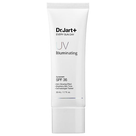 Dr. Jart Every Sun Day UV Illuminating Sunscreen SPF 36 | Blue Scandal