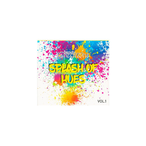 BEAUTY CREATIONS Splash of Hues Vol 1 Palette *NEW*