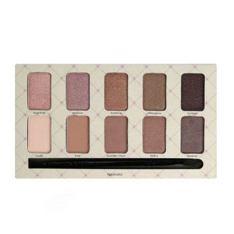 Beauty Creations The Nudes Eye Shadow Palette | Blue Scandal