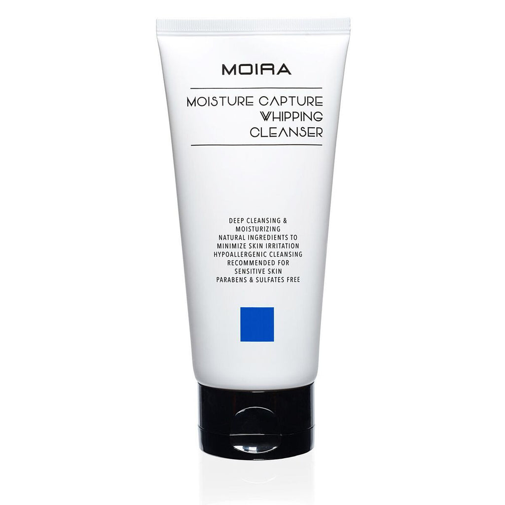 Moisture Capture Whipping Cleanser