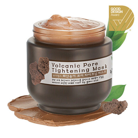 Pure Heals Volcanic Pore Tightening Mask | Blue Scandal