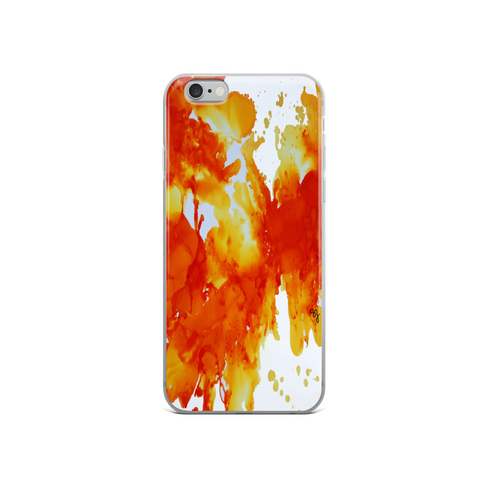 iPhone Case 123