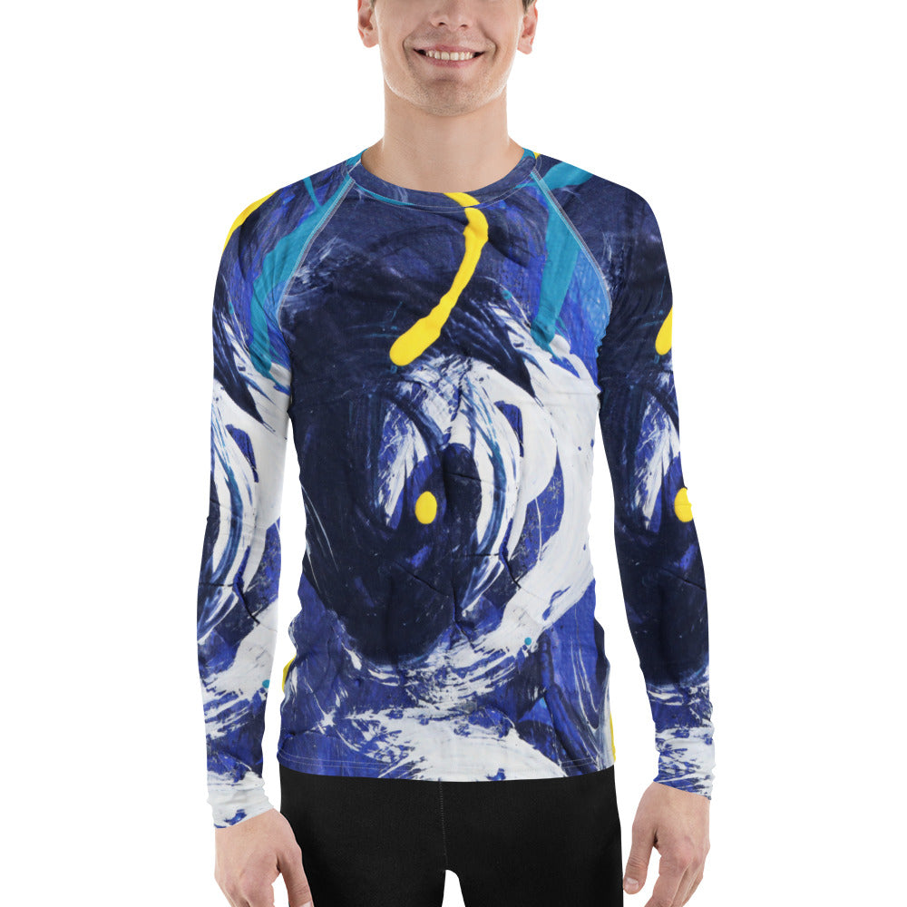 Men's Long Sleeved Shirt 84