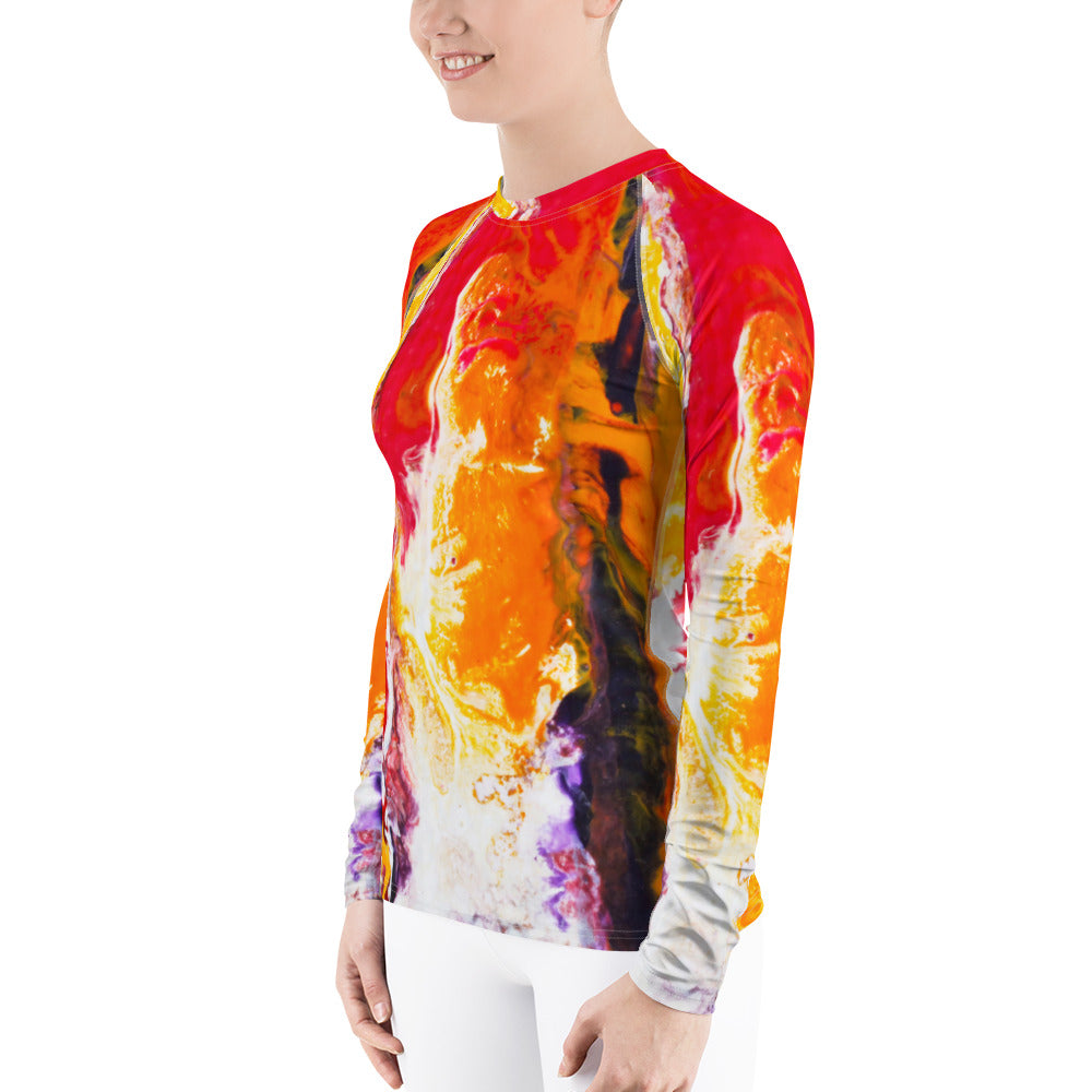 WOMEN'S LONG SLEEVED SHIRT 99B