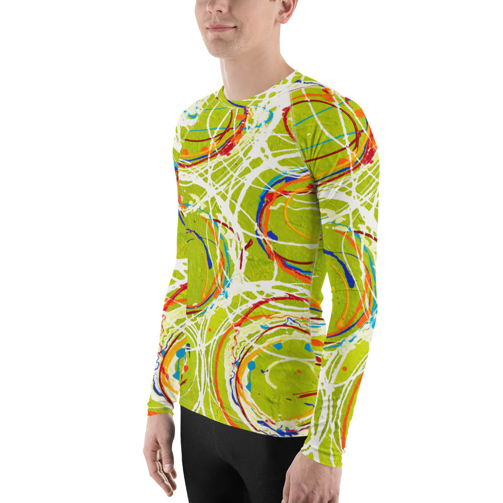 Men's Long Sleeved Shirt 1