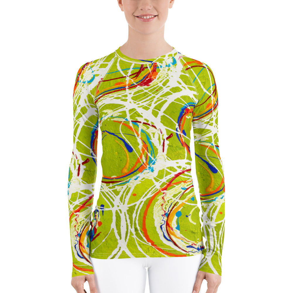 WOMEN'S LONG SLEEVED SHIRT 1