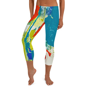Capri Leggings 107