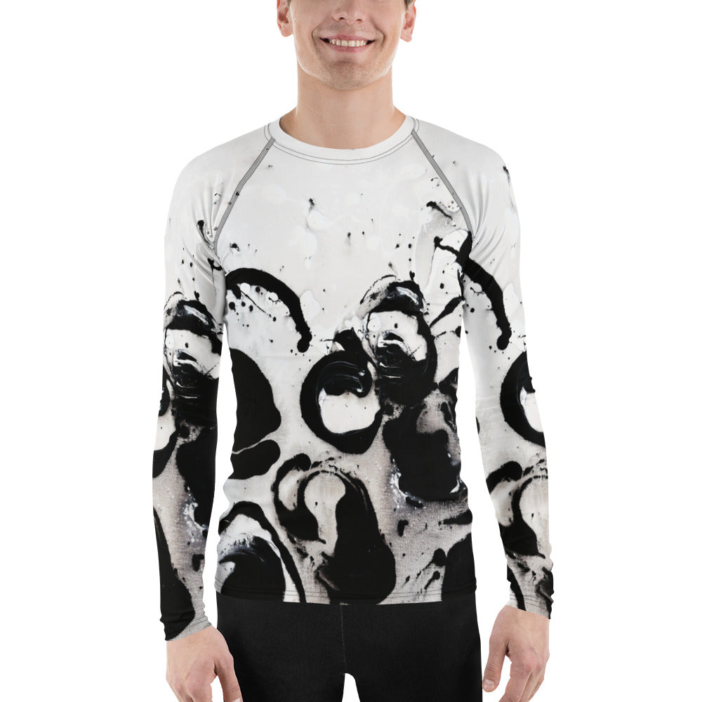 Men's Long Sleeved Shirt 23