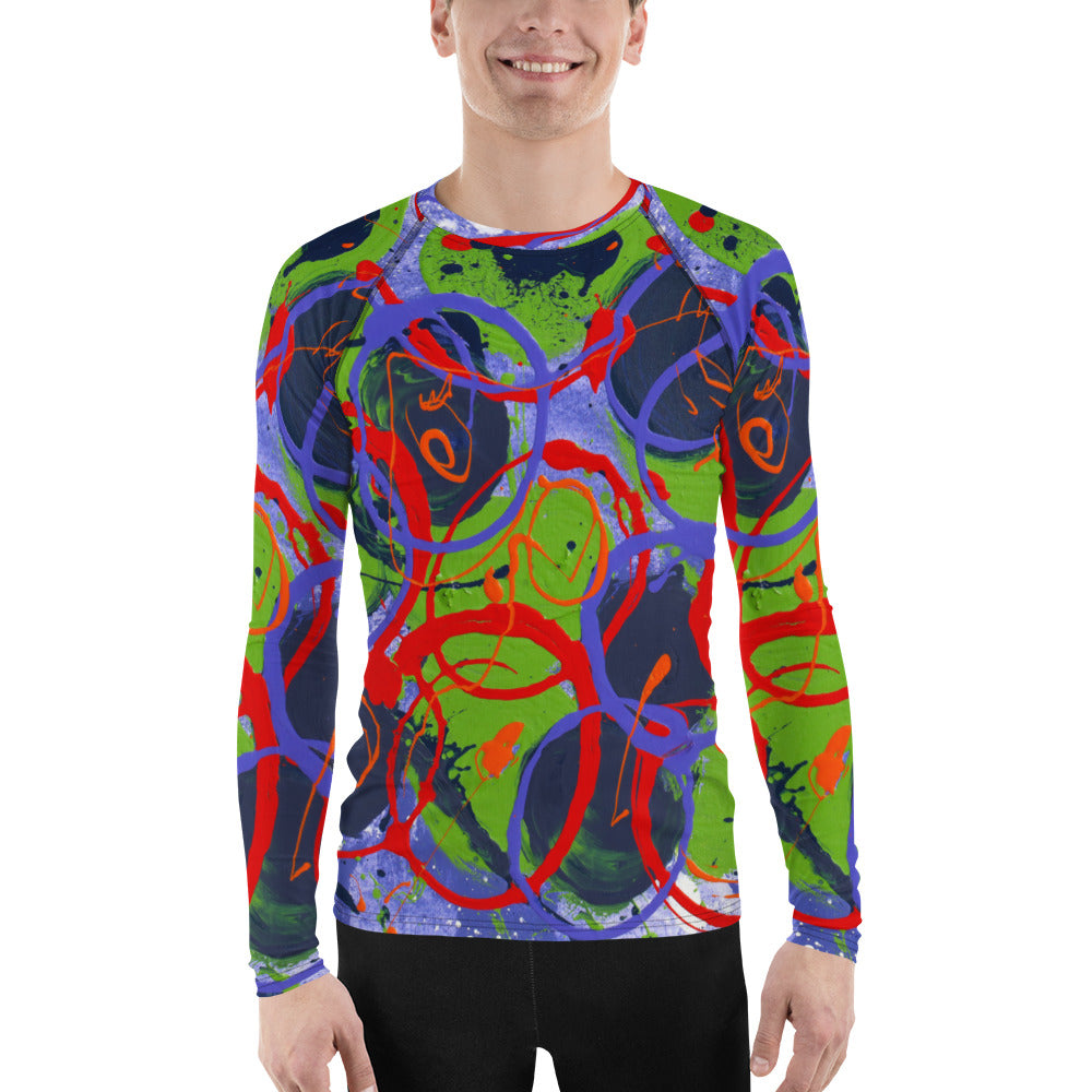 Men's Long Sleeved Shirt 54