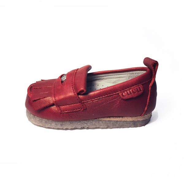 Peso Loafer - Prep School Plum