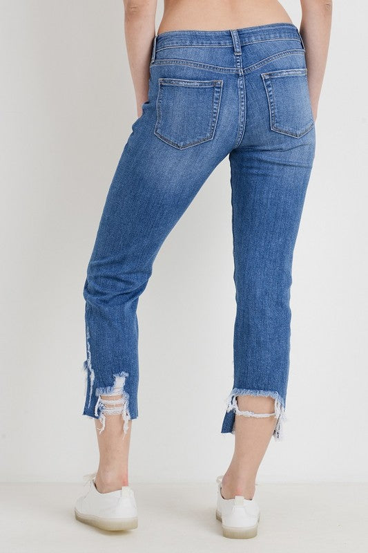 Super Distressed Straight - JBD Denim