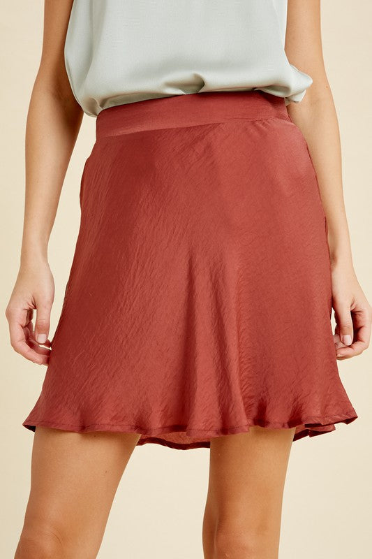 Sienna Skirt w/Shorts