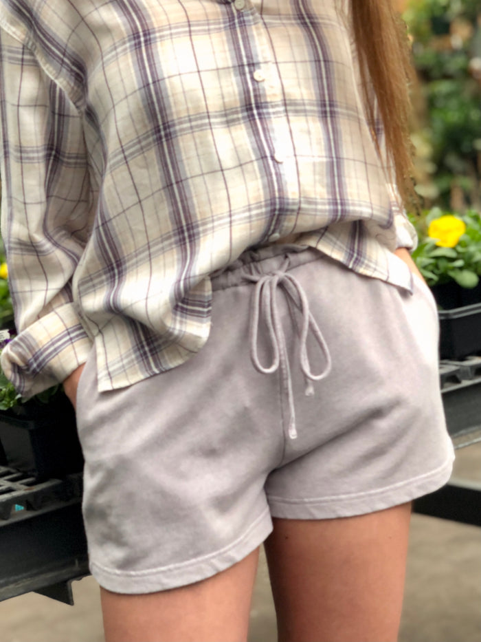 Lavender Lounge Shorts