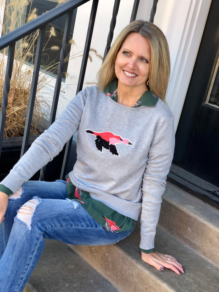 Duck Call Sweater