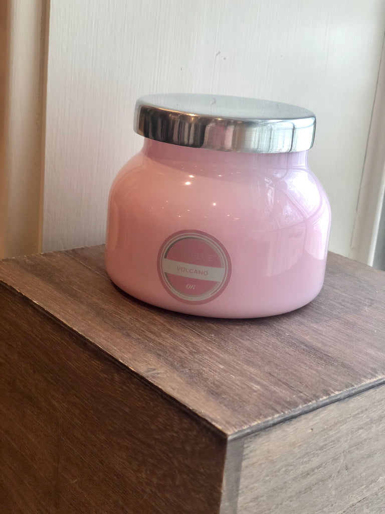 Petite Glass Jar Candle