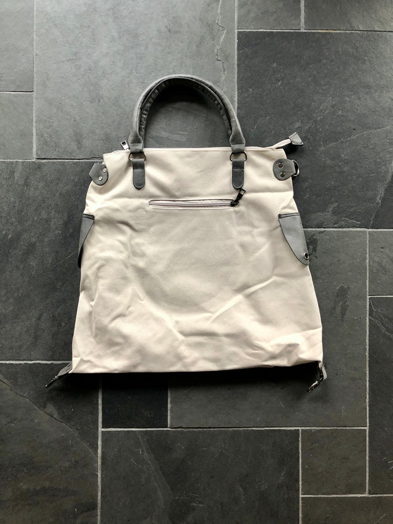 Canvas Star Tote Bag