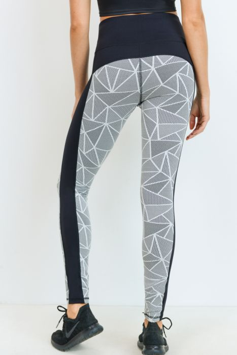 Our Amazing $35 Leggings - Mosaic Print - SALE