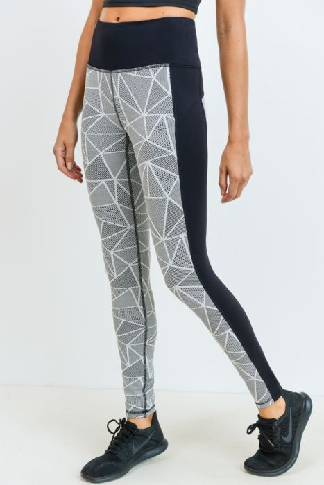 Our Amazing $35 Leggings - Mosaic Print - FINAL CLEARANCE