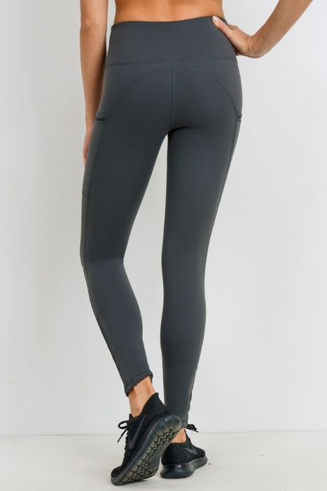 Our Amazing $35 Leggings - Side Pocket