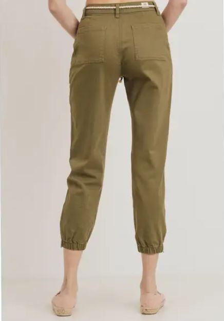 Moss Stretch Utility Jogger
