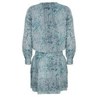 Lagoon Ruffle Dress - FINAL CLEARANCE