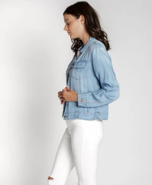 Tencel Denim Jacket