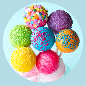 Party Cake Pops By Cake Pops Parties