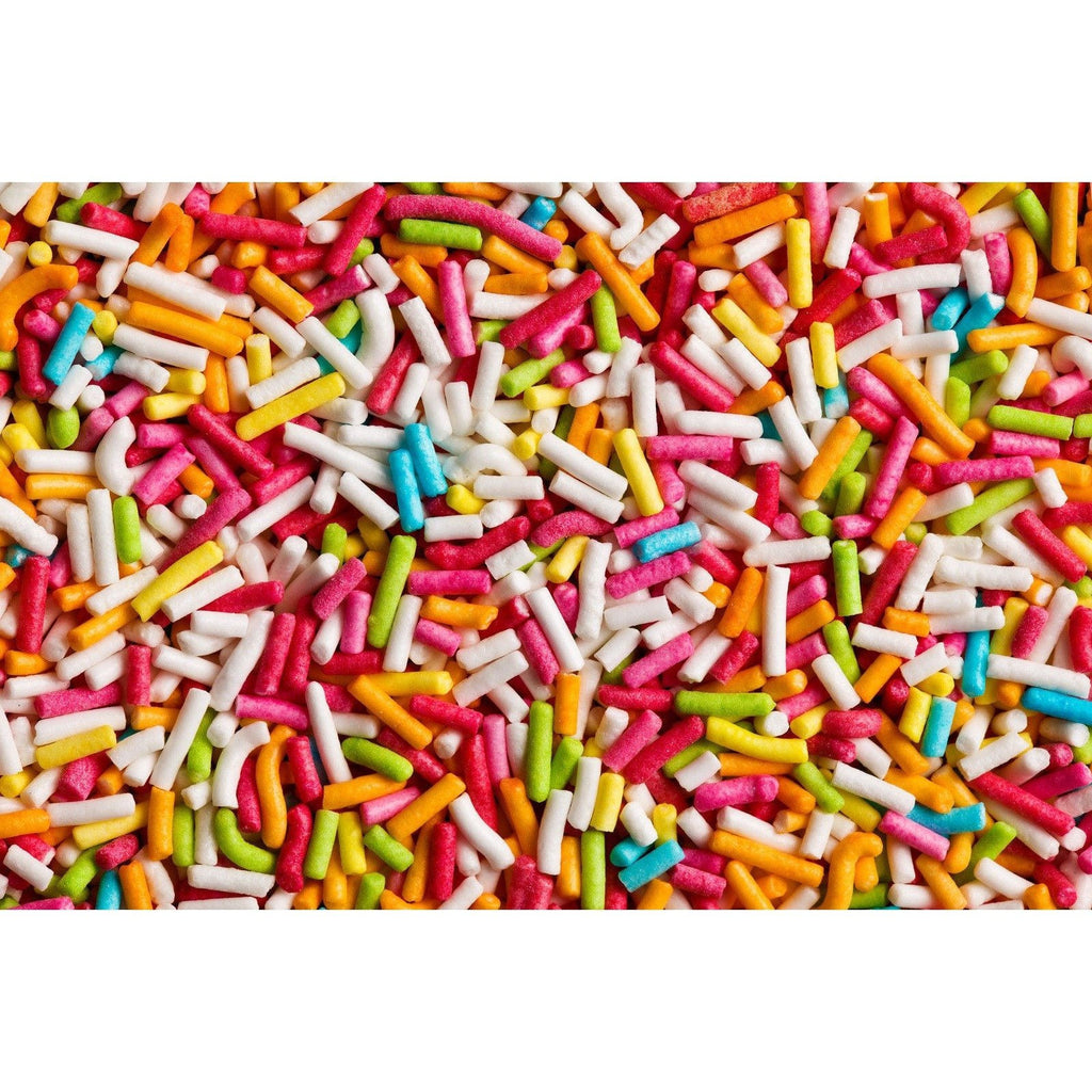 Sugar Strands Sprinkles Hundreds And Thousands - Cake Pops Parties