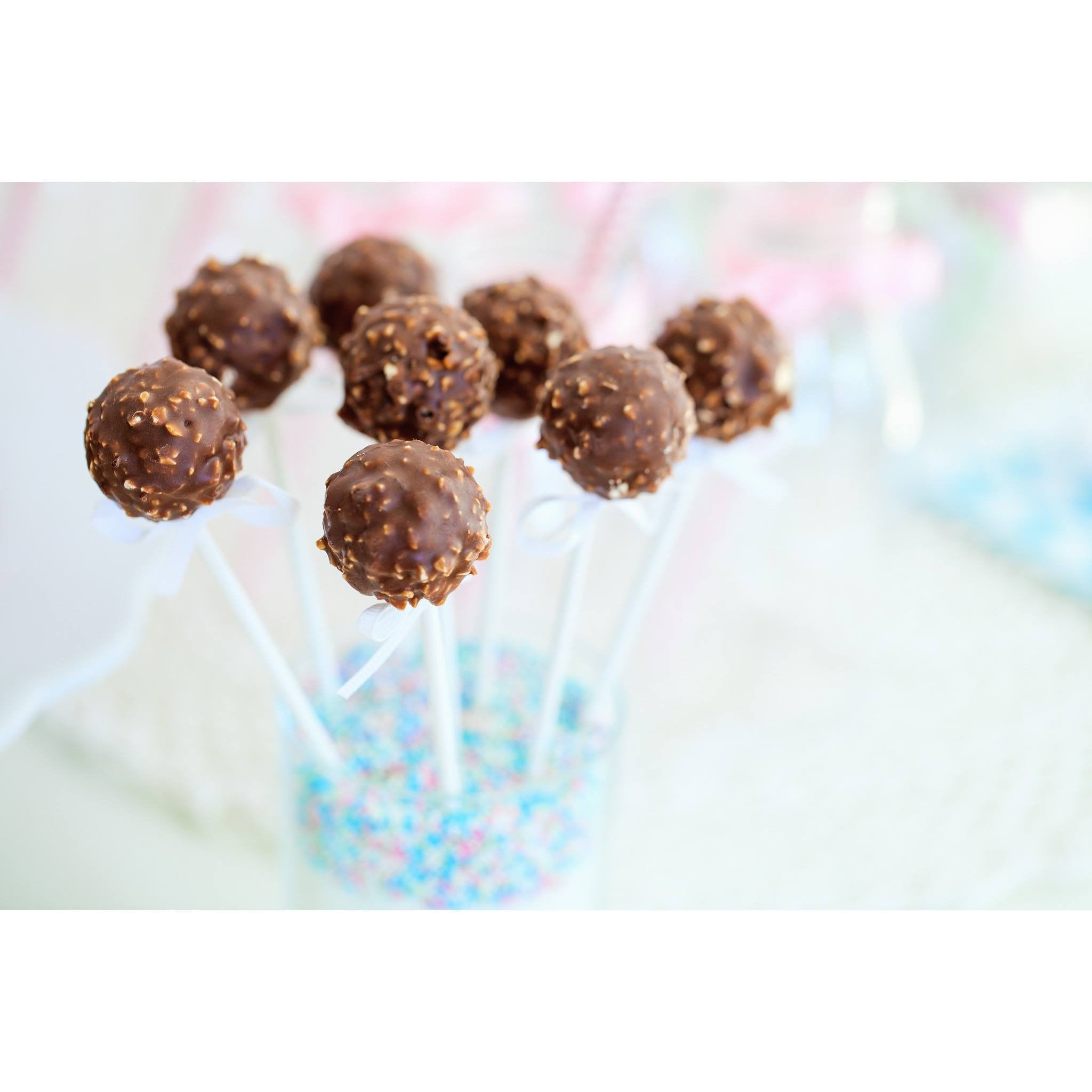 Buy Chocolate Nut Cake Pops - Cake Pops Parties