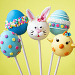 Buy Easter Bunny Easter Chick with Easter Eggs Cake Pops - Cake Pops Parties