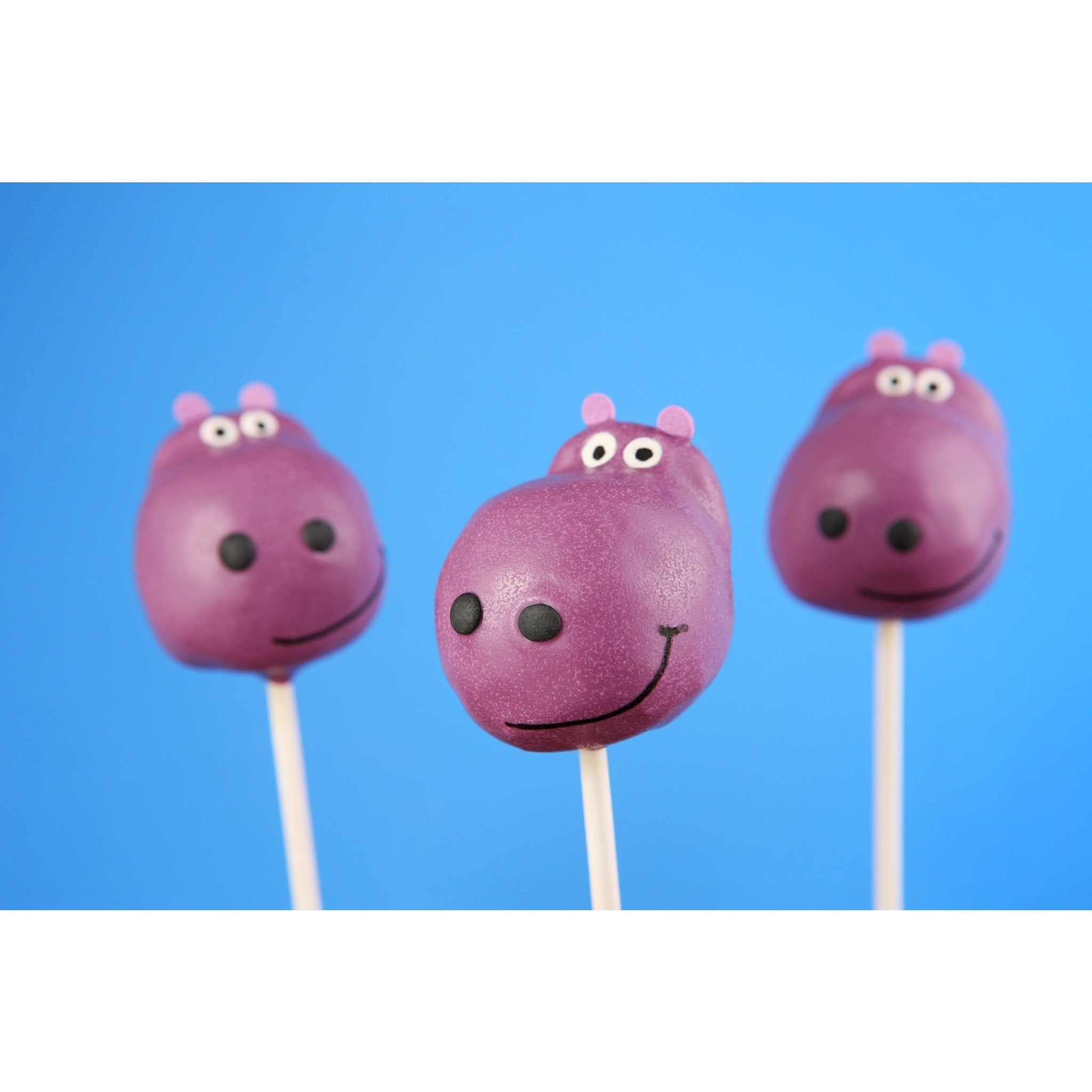 Buy Hippo Cake Pops - Cake Pops Parties