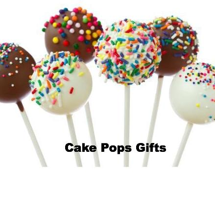 White & Milk Chocolate Cake Pops Pack of 5 - Cake Pops Parties