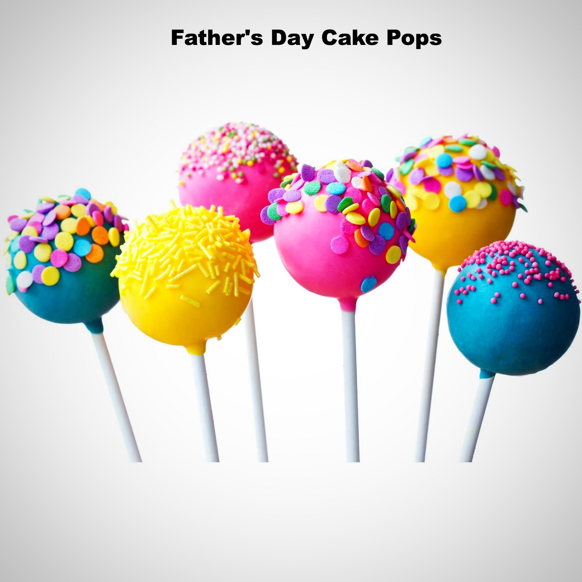 Buy Cake Pops For Father's Day - Cake Pops Parties