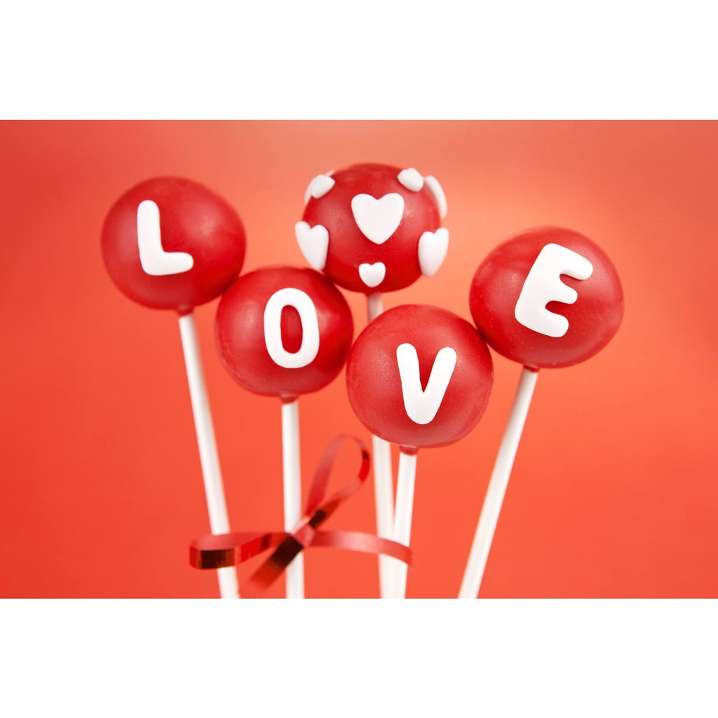 Buy Valentine's Cake Pops For Valentine's Day - Cake Pops Parties