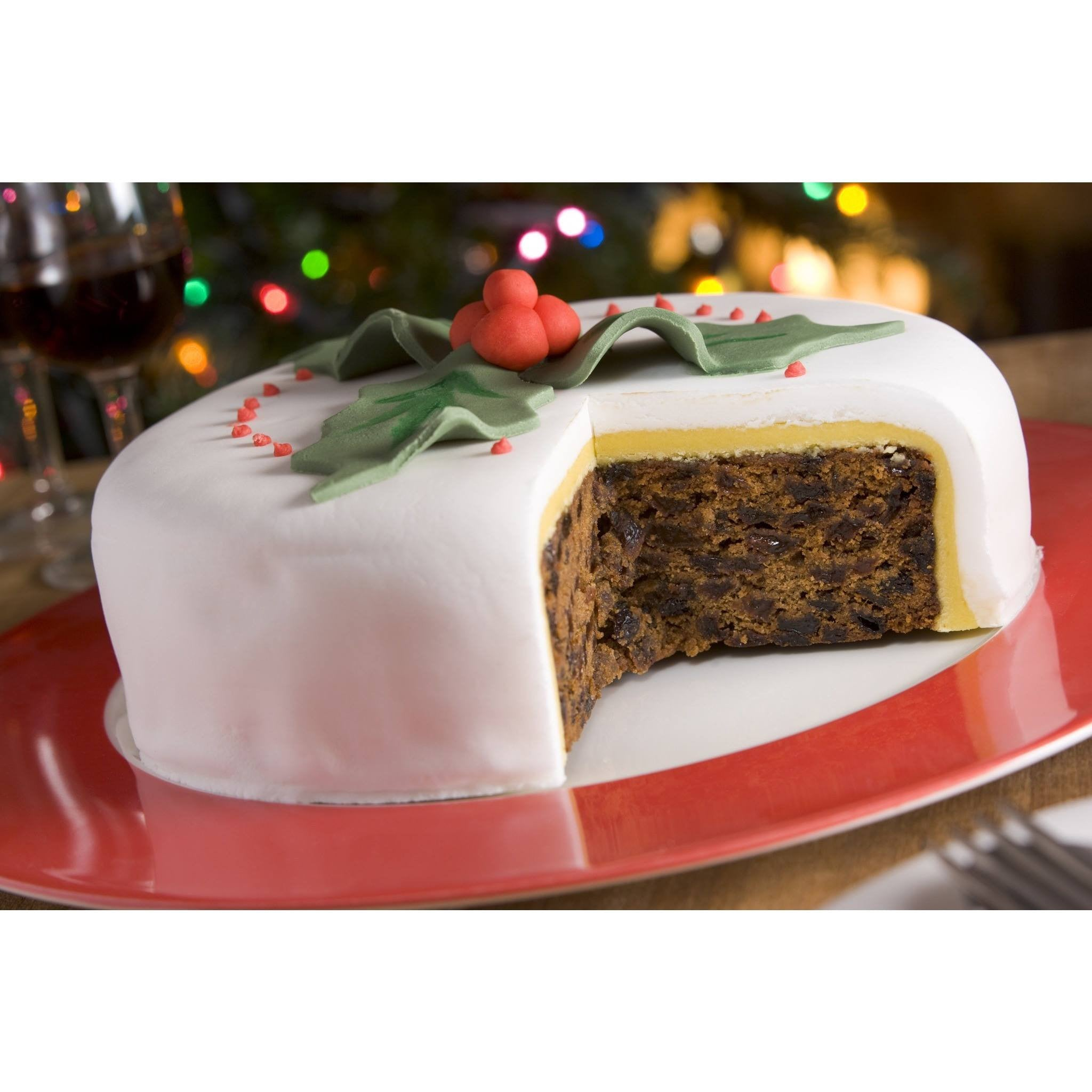 Buy Christmas Cake online. - Cake Pops Parties