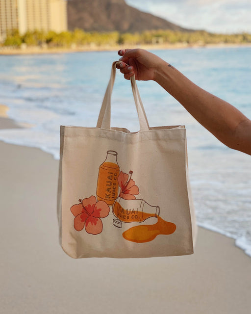 Grab Your Tote, We're Shopping Local