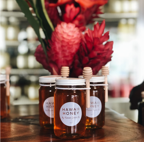 kauaijuicecohawaiihoney
